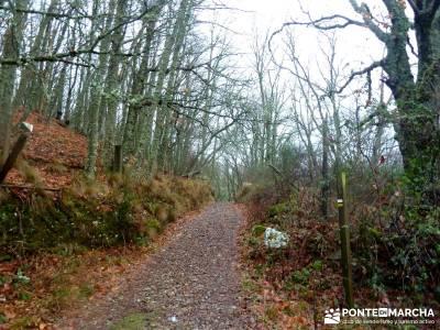 Valle del Ambroz-Sierra de Bejar - Gredos; clubs en madrid; rutas montaña madrid;trekking viajes